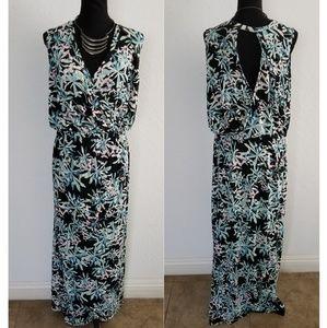 Jaclyn Smith Maxi Dress
